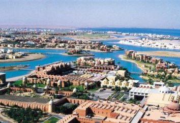 Egypte Imprévisible. El Gouna – Venice East