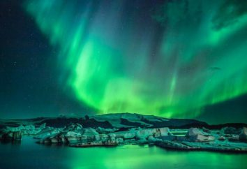 Quando e onde você pode ver as luzes do norte na Rússia?