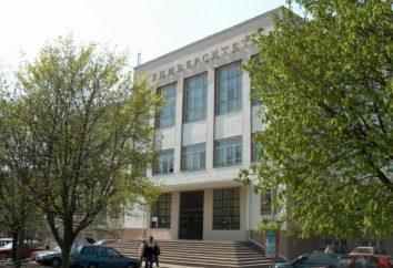 BFU im. Kant. Uniwersytetu Bałtyckiego. Uniwersytet Federalny Bałtyckie