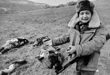 Pierwszy post-sowieckiej – Górski Karabach