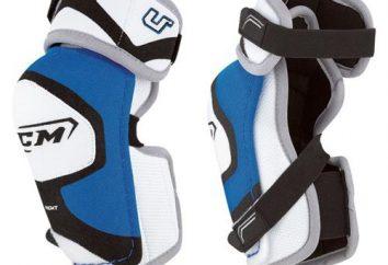 Escudos de hockey – elemento de seguridad para el atleta