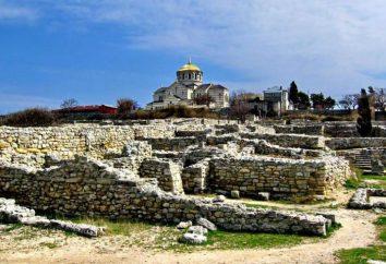 Onde está a Catedral de Vladimir (Chersonese)?