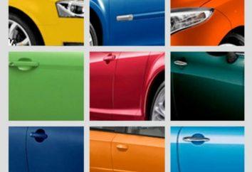 Wynajem zalety: wygoda, model, wartość, kolor samochodu