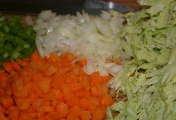 Zupa z kapustą: smaczna, satysfakcjonująca i pożyteczna