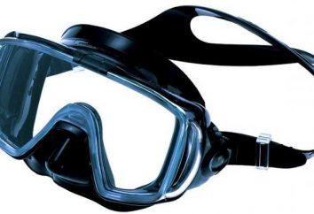 Maska do nurkowania: jak wybrać?