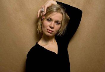 théâtre russe et actrice Veronica Demchog