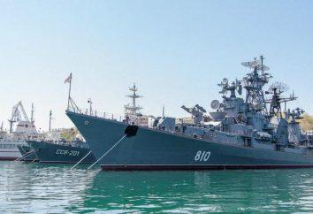 """Grande navio anti-submarino """"perspicaz"""". Frota do Mar Negro da Marinha russa"""