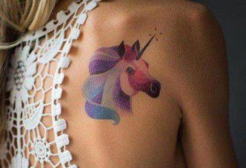 Qu'est-ce que la licorne (tatouages)?