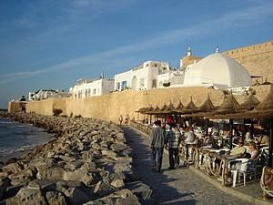 Tunis, Hammamet – station arabe avec charme français