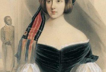 L'épouse de Pouchkine. histoire d'amour