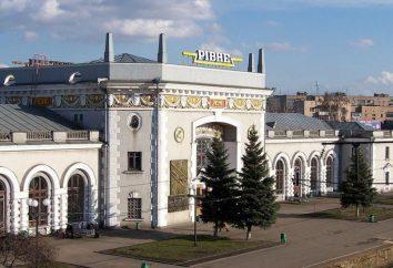 Rowno (Ukraine): schöne alte Stadt