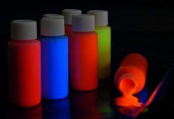 Lichtfarbe ein originelles Konzept für die Einrichtung und Kunst