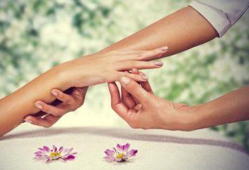 Como se livrar de rebarbas nos dedos de sua própria?