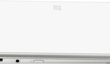 Ultrabook Acer Aspire S7: dane techniczne i opinie. Jak odróżnić Ultrabook Acer Aspire S7 z fałszywą?