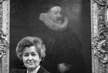 Irina Antonova: biografia, carreira e família