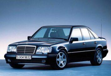 """""""Mercedes"""" Spinner """""""": specyfikacje techniczne, tuning, opinie i zdjęcia"""