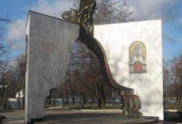 Pomniki ofiar Czarnobylu w różnych miastach świata