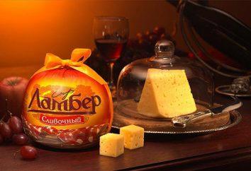 """Cheese """"Lambert"""": Zusammensetzung, Hersteller und andere Geheimnisse"""