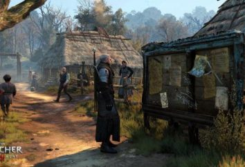 "Quest Walkthrough ""Esercizio nell'alchimia superiore"". ""The Witcher -3"""