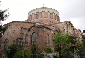 chiesa Cross-cupola. Caratteristiche di origine