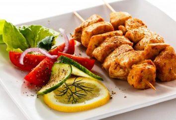 Le choix des meilleures brochettes de recettes de poissons