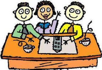 Os princípios de organização e atividade do aparelho de Estado e funcionários públicos