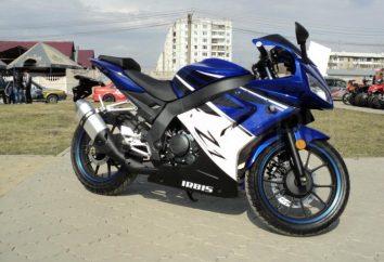 Motocykl Irbis Z1: dane techniczne i opinie (zdjęcia)
