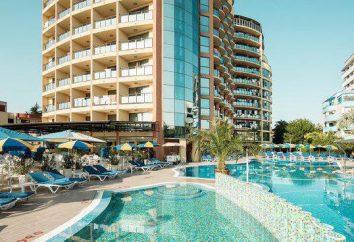 Smartline Meridian Hotel 4 * (Sunny Beach, Bulgária): comentários, descrições, números e comentários