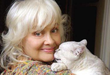 Attrice Olga Antonova: biografia e vita personale