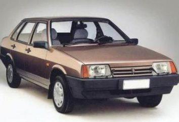 VAZ 21099 – kultowy samochód