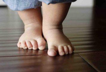 Piso en un niño: tratamiento y prevención