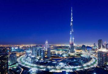 """Najwyższy budynek na świecie. """"Burj Khalifa"""": wysokość, opis"""