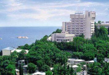 """La pensione """"Dubna"""", Alushta: descrizione, servizi, recensioni e foto"""