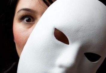 Cómo hacer una máscara de miedo sus propias manos?