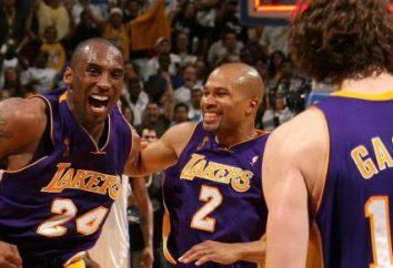 NBA-Team – der beliebtesten in der Welt