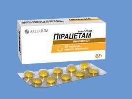 """Lek """"Piracetam"""" od czego? Instrukcje, analogi i opis """"Piracetam"""""""