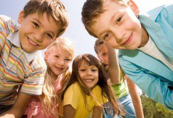 Peso e crescimento da criança em 6 anos