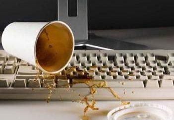 Klawiatura nie działa na komputerze, co robić?