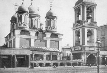 Templo de la Santa Trinidad en hojas: la historia, los tiempos modernos, el horario de los servicios.
