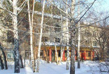 klinika medyczna TSNMT w Akademgorodok