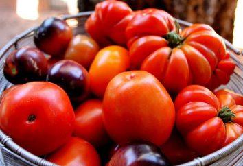 Tomates em gelatina sem esterilização. receitas culinárias