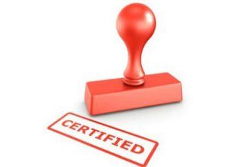 Obowiązkowa certyfikacja produktów, towarów