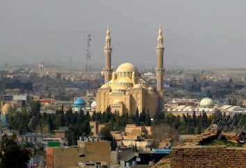La capitale dell'Iraq