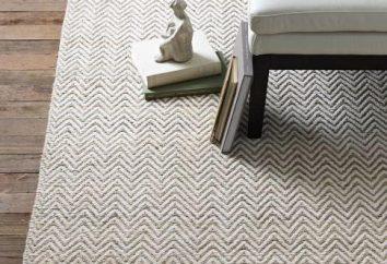 Tapis ou tapis sur le sol – que choisir?