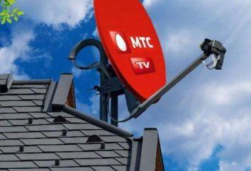 Telewizja satelitarna MTS: opinie, kanały konfigurowanie taryfy