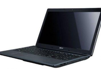 Acer Aspire 5250 Notebook: Review, Funktionen und Bewertungen