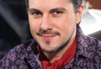 Aleksey Sekirin Acteur nombreux rôles et un amour mâle
