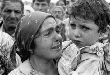 Deportação de povos da União Soviética: as razões, condições, resultados e consequências. A deportação dos povos da União Soviética no Cazaquistão