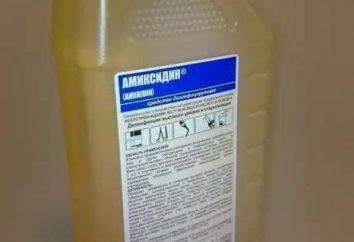 """""""Amiksidin"""": instrukcję obsługi, skład, cena, opinie"""