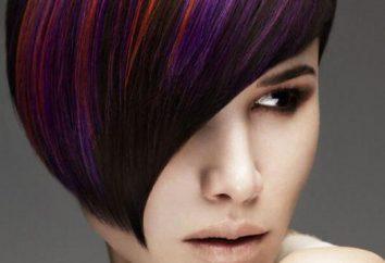 Was unterscheidet die Highlights der Färbung? Merkmale Beschreibung der Technologie und Bewertungen